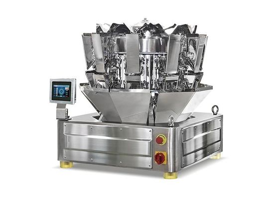 0.5L Hopper 5g 200g Mini Granules Multihead Weigher