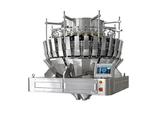 Seeds Nuts 32 Heads Mixing Granules Multihead Weigher